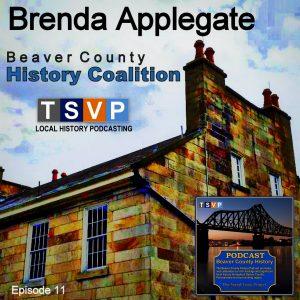 COVER ART - BCHP11 - BRENDA APPLEGATE