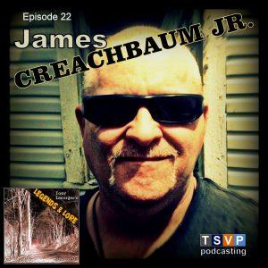 COVER ART - LL22 - JAMES CREACHBAUM JR