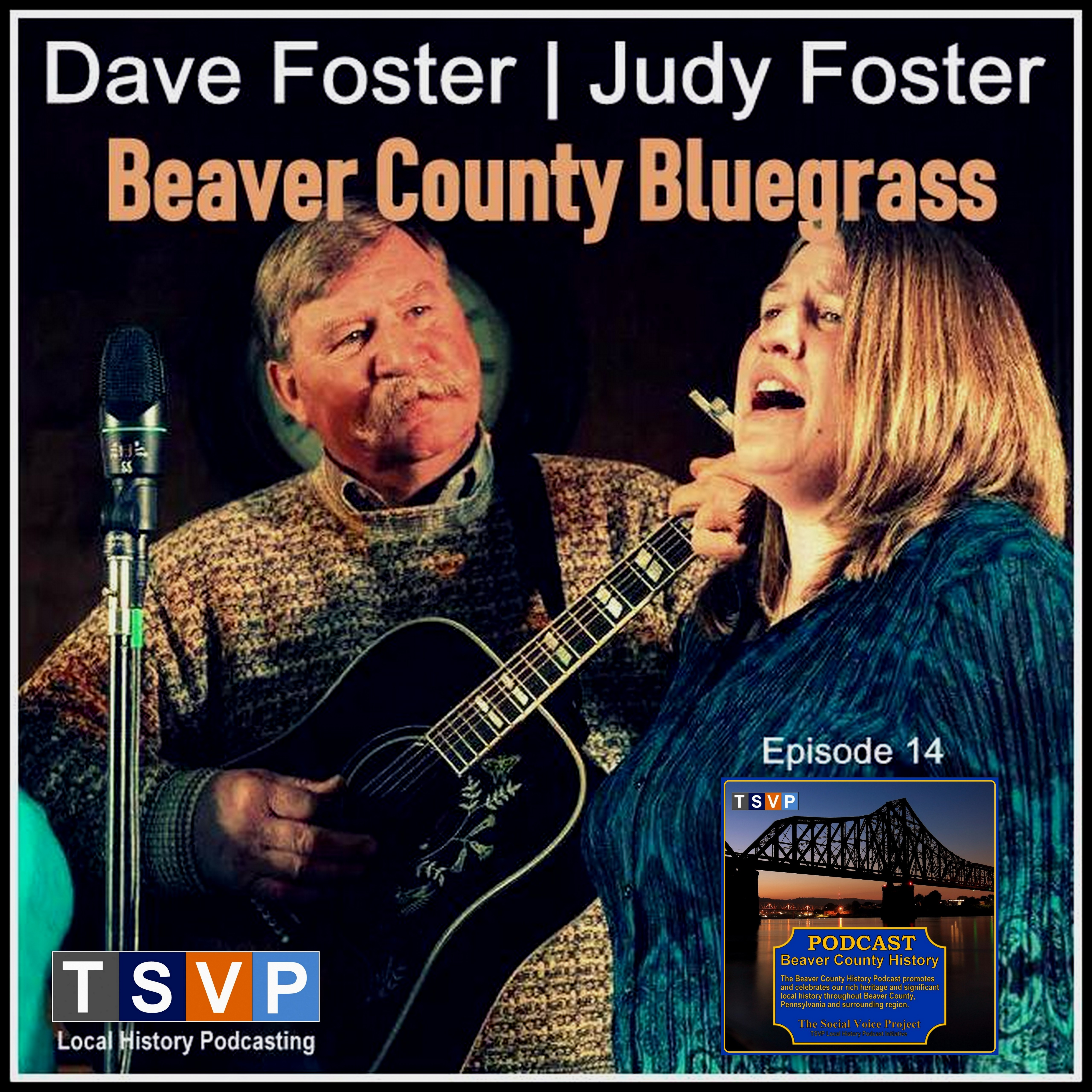 BCH Podcast (Ep14): Dave Foster & Judy Foster