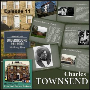 COVER ART - LBHS11 - CHARLES TOWNSEND