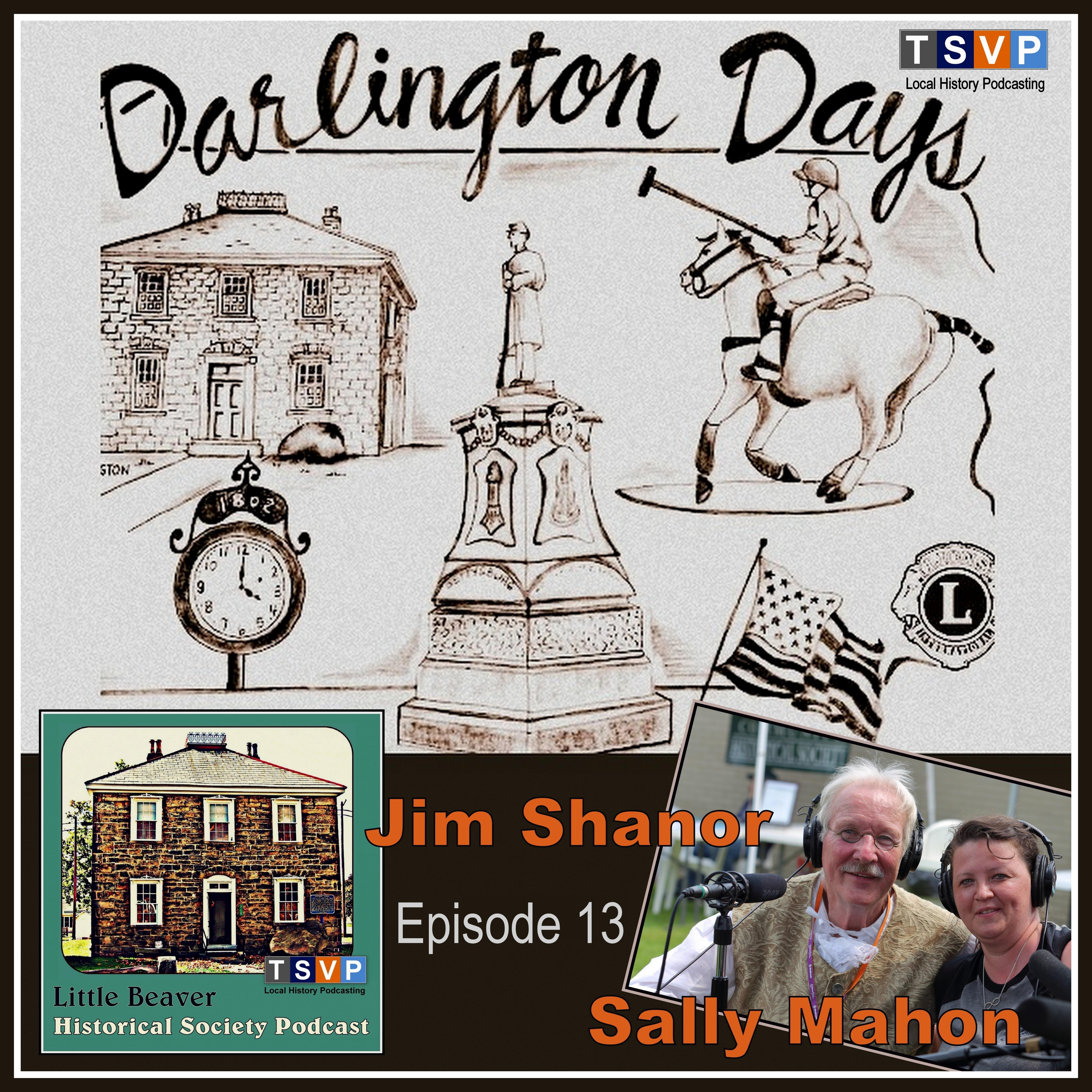 LBHS Podcast (Ep13) – Sally Mahon & Jim Shanor