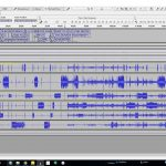 AUDIO EDITING WORKFLOW