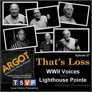 COVER ART3 - ARGOT27 - THAT'S LOSS