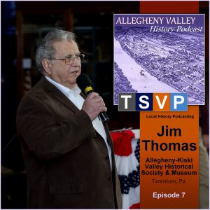 AVHP07 COVER ART - JIM THOMAS