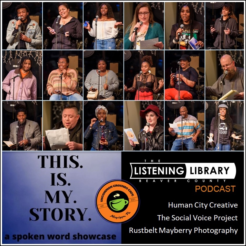 LLBC Podcast (Ep01): Uncommon Grounds Cafe: This. Is. My. Story.