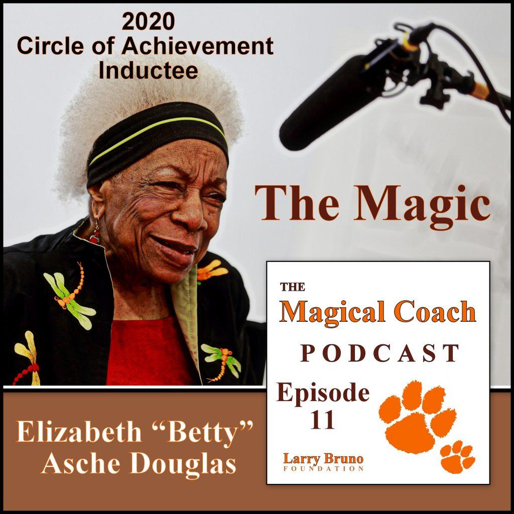 "TMC Podcast (Ep11): Elizabeth ""Betty"" Asche Douglas"