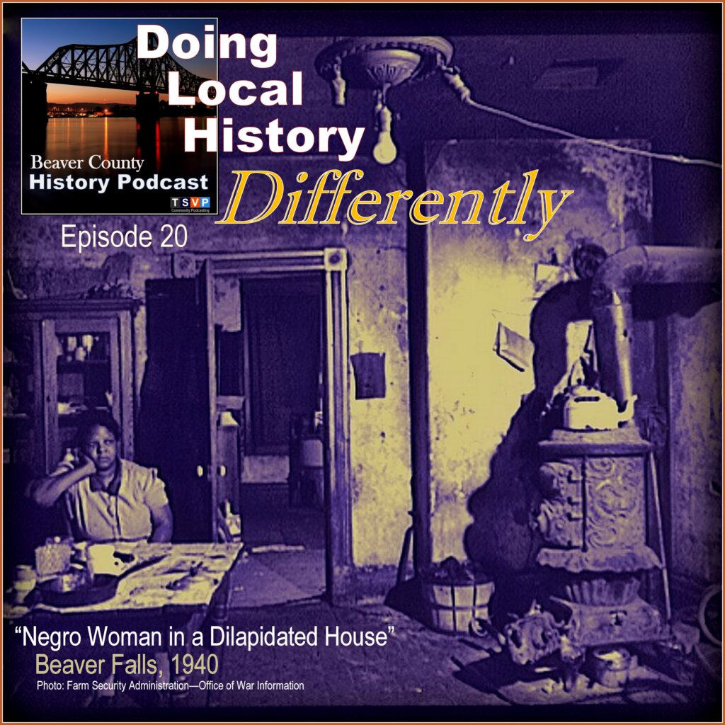 BCH Podcast (Ep20): Doing Local History Differently