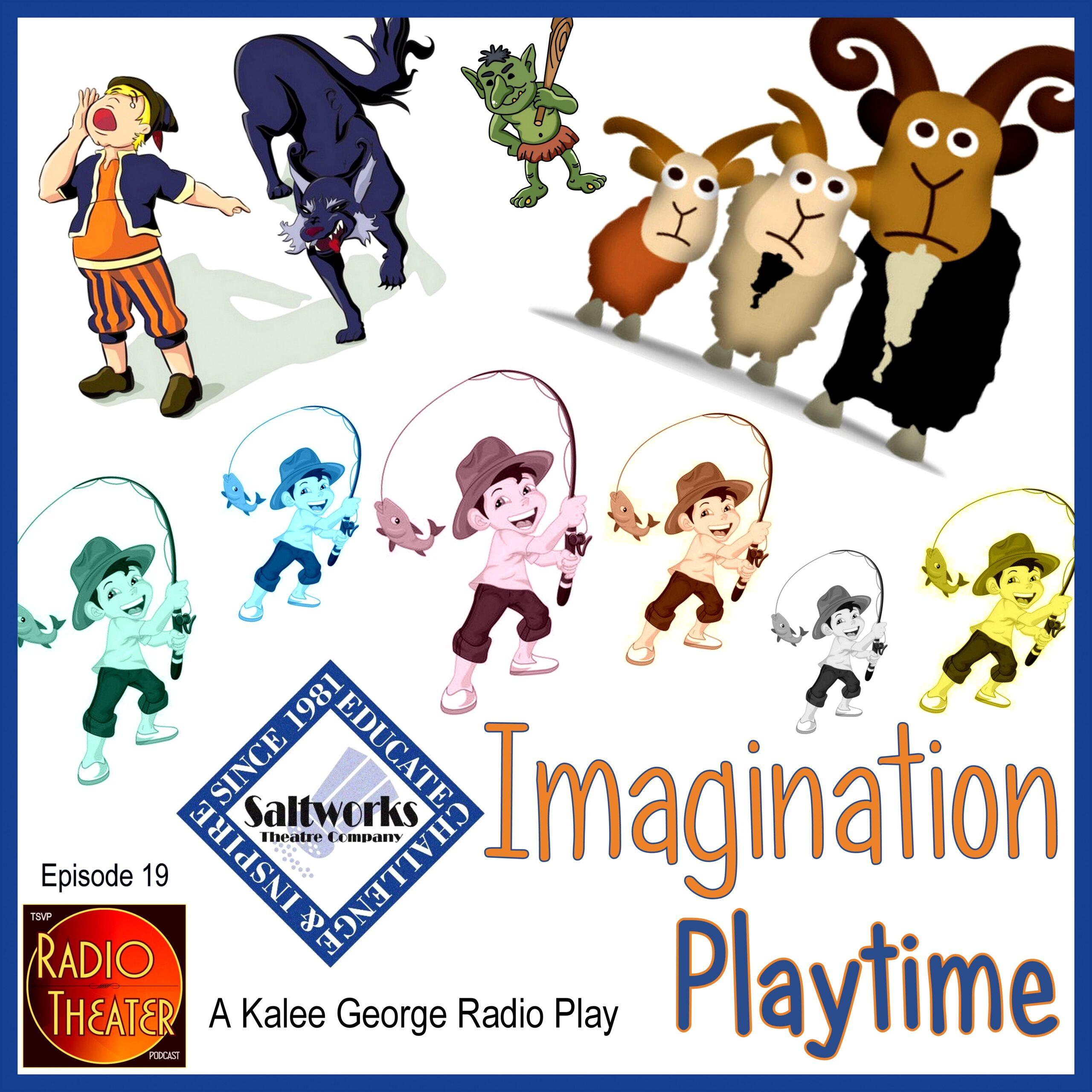 RTP19 - Imagination Playtime