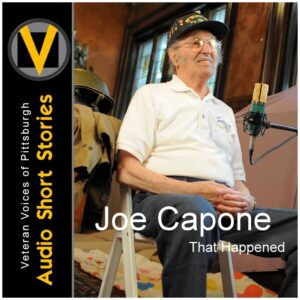 Joe Capone: That Happened