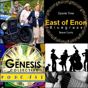 COVER ART - TGCP03 - EAST OF ENON
