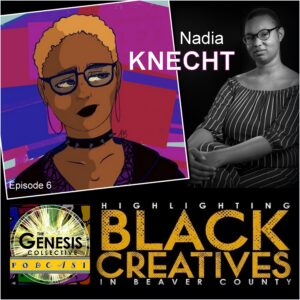 COVER ART - TGCP06 - NADIA KNECHT